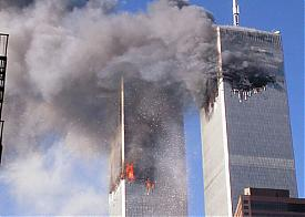 September 11 terrorist attack | Photo: nstarikov.ru