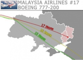 Boeing, Malaysia, the DNI, the displacement rate corridor | Photo: